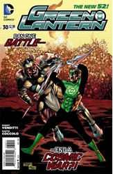 Picture of Green Lantern (2011) #30