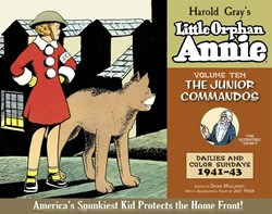 Picture of Complete Little Orphan Annie Vol 10 HC