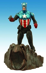 Picture of Marvel Select Captain America Action Figure