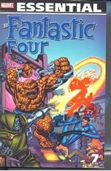 Picture of Essential Fantastic Four TP VOL 07