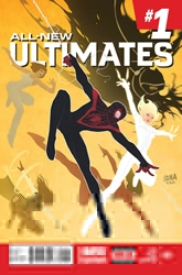 Picture of All-New Ultimates #1