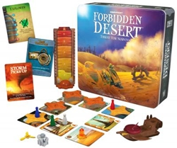 Picture of Forbidden Desert Card Game