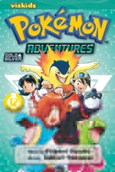 Picture of Pokemon Adventures GN VOL 12