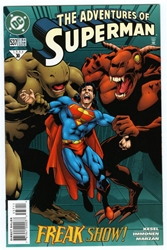 Picture of Adventures of Superman #537
