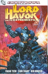 Picture of Lord Havok and the Extremists TPB