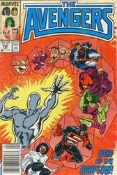 Picture of Avengers #290
