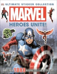 Picture of Marvel Heroes Unite! Ultimate Sticker Collection