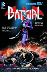 Picture of Batgirl (2011) TP VOL 03 Death of the Family