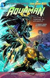 Picture of Aquaman (2011) Vol 03 SC Throne of Atlantis