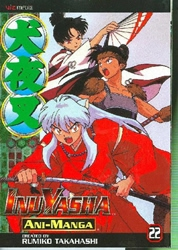 Picture of InuYasha Visual Manga Vol 22 SC