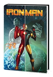 Picture of Iron Man Fatal Frontier HC