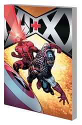 Picture of A+X TP VOL 03 Equals Outstanding