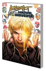 Picture of Longshot Saves Marvel Universe TP