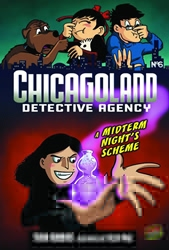 Picture of Chicagoland Detective Agency GN VOL 06 Midterm Nights Scheme