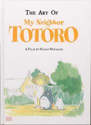 Picture of Art of My Neighbor Totoro HC