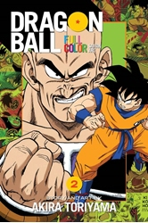 Picture of Dragon Ball Full Color Saiyan Arc Vol 02 SC