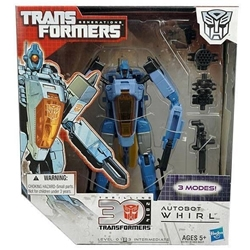 Picture of Transformers Generations Voyager Class Wave 6 Whirl