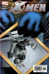 Picture of Astonishing X-Men (2004) #4