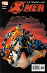 Picture of Astonishing X-Men (2004) #7