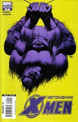 Picture of Astonishing X-Men (2004) #20 Beast Cover