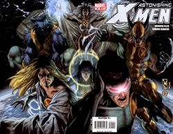 Picture of Astonishing X-Men (2004) #25