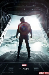 Picture of Captain America the Winter Soldier Teaser 1-Sheet