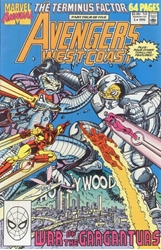 Picture of West Coast Avengers (1985) Annual #5
