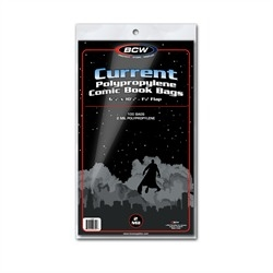 Picture of Current Comic Book Bag Polypropylene 100 Count Pack