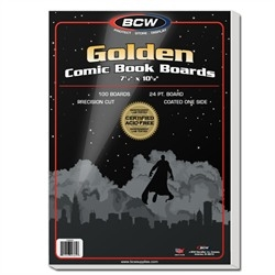 Picture of Comic Golden Age Board 100-Count Pack