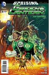 Picture of Green Lantern (2011) #31