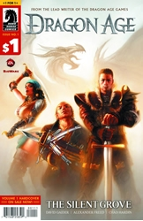 Picture of Dragon Age Silent Grove #1 1 for $1 Edition