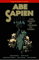 Picture of Abe Sapien Vol 04 SC Shape Things To Come