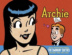 Picture of Archie Swingin' Sixties Daily Newspaper Comics 1963-1965 HC