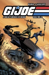 Picture of GI Joe Real American Hero Vol 09 SC