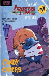 Picture of Adventure Time Candy Capers Vol 01 SC