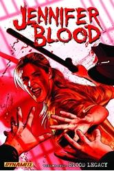Picture of Jennifer Blood TP VOL 05 Blood Legacy (Mr)