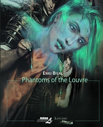 Picture of Phantoms of the Louvre HC