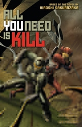 Picture of All You Need Is Kill GN