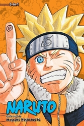 Picture of Naruto 3-in-1 Vol 08 SC