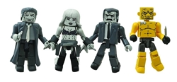 Picture of Sin City Minimates Series 1 Box Set