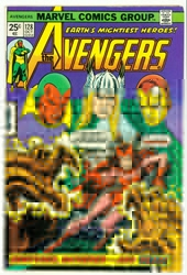 Picture of Avengers #128
