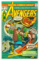Picture of Avengers #132