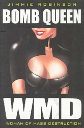 Picture of Bomb Queen VOL 01 SC Woman of Mass Destruction