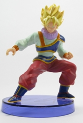 Picture of Dragon Ball Z Real Works 5 Super Saiyan Goku Figure