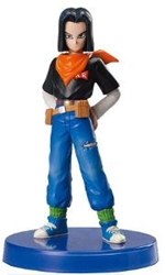 Picture of Dragon Ball Z Real Works 5 Android 17 Figure