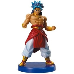 Picture of Dragon Ball Z Real Works 5 Broly Figure
