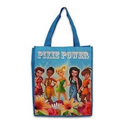 Picture of Disney Fairies Pixie Power Reusable Bag