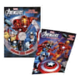 Picture of Marvel Avengers Coloring Book