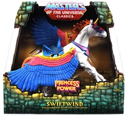 Picture of Masters of the Universe Classics Swiftwind Action Figure