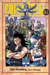 Picture of Fairy Tail Vol 13 SC